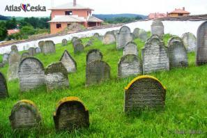 Židovský hřbitov Spálené Poříčí