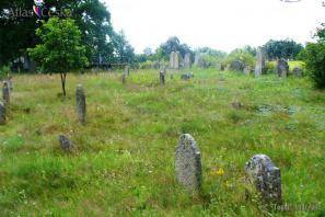 Židovský hřbitov - Staré Město pod Landštejnem