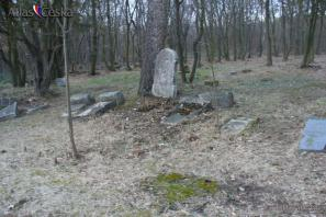 Židovský hřbitov Třebotov