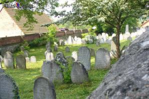 Židovský hřbitov Volyně