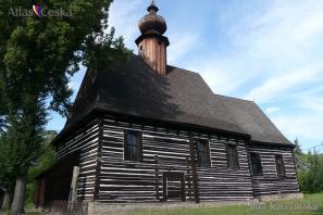 Kostel sv. Michaela - Maršíkov
