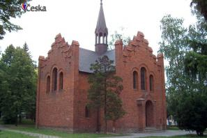 Evangelický kostel - Hlučín