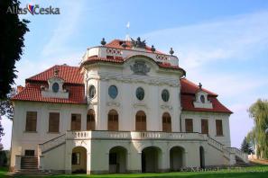 Zámek Bečváry