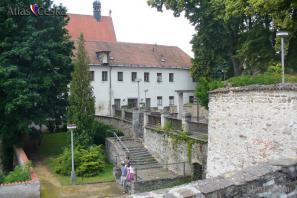 Minoritský klášter - Bechyně