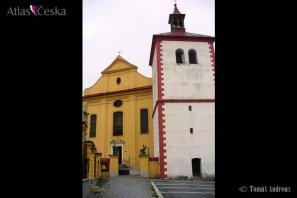 Kostel sv. Václava - Dobruška
