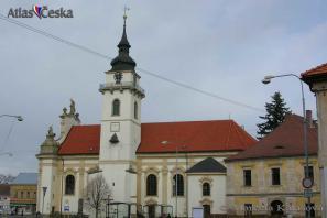 Kostel sv. Bartoloměje - Heřmanův Městec