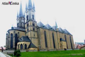 Kostel sv. Mikuláše - Cheb