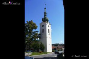 Kostel sv. Víta - Pelhřimov