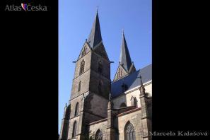 Kostel sv. Vavřince - Vysoké Mýto