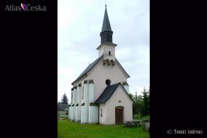 Kaple sv. Josefa - Hřebeč