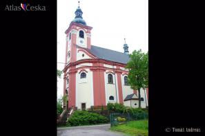 Kostel sv. Jana Křtitele - Jevíčko