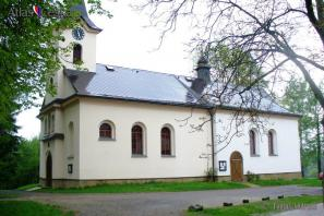 Poutní kostel Narození Panny Marie na Mariánské Hoře