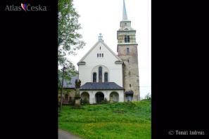 Kostel sv. Petra a Pavla - Sklené