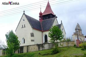 Kostel sv. Kateřiny - Vítějeves