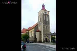 Kostel sv. Mikuláše - Proseč