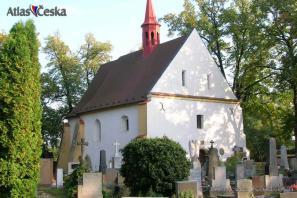 Kostel Nejsvětější Trojice - Kouřim