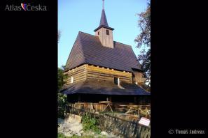 Dřevěný kostel sv. Ondřeje - Hodslavice