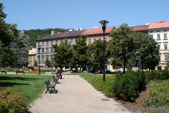 Arbesovo náměstí