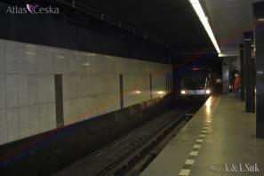 Stanice metra I.P.Pavlova