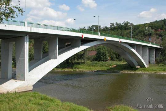 Most Závodu míru