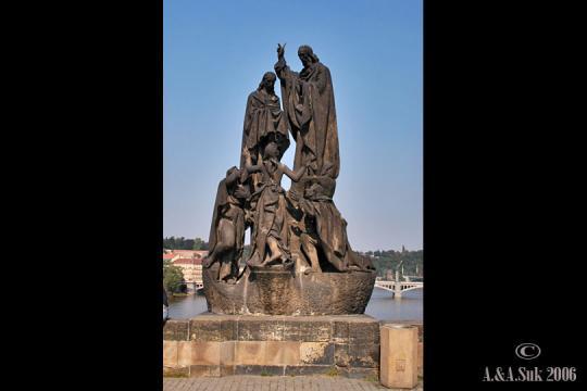 Sousoší sv. Cyrila a Methoda