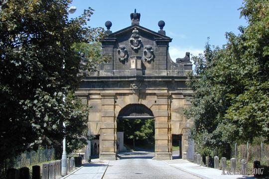 Brána Leopoldova