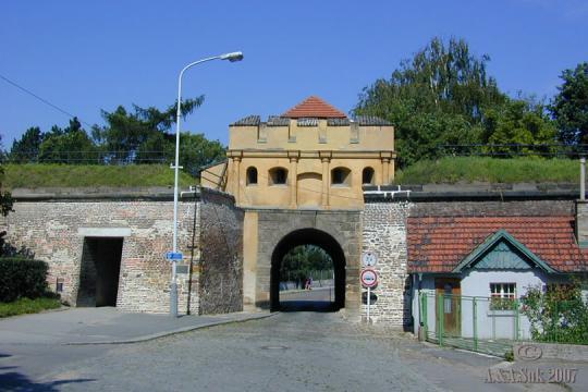 Brána Táborská