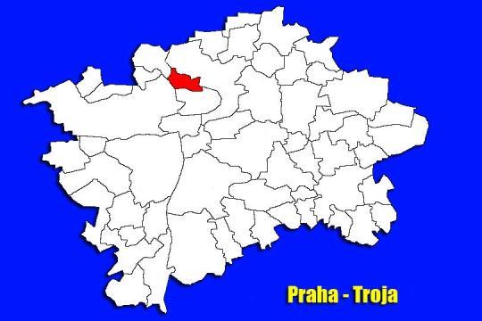 Praha - Troja