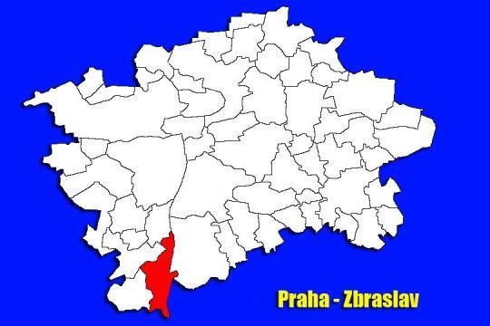 Praha - Zbraslav