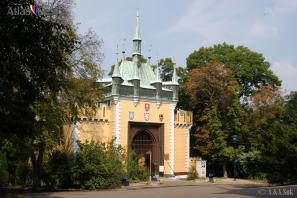 Bludiště Petřín