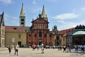Národní galerie - Expozice klášter sv. Jiří