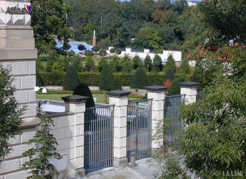 Černín Palace Garden