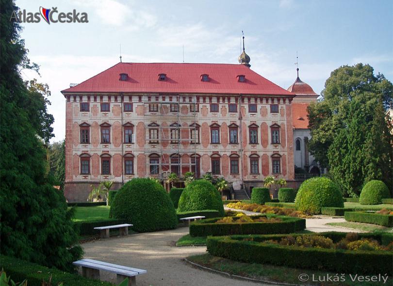 Libochovice Chateau
