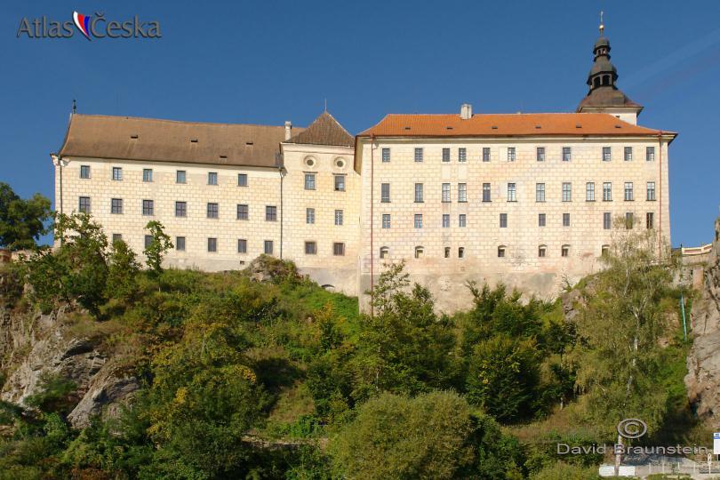 Bechyně Chateau