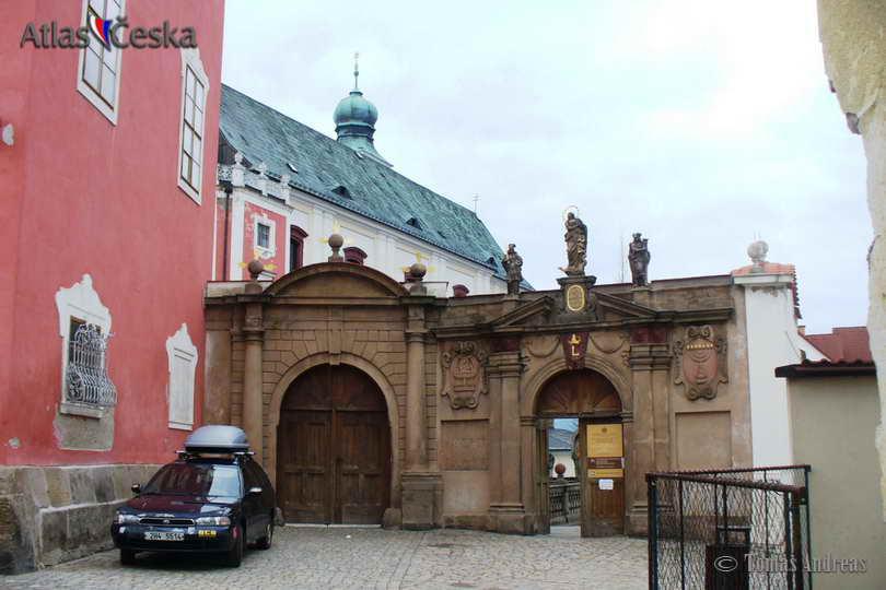 Broumov monastery