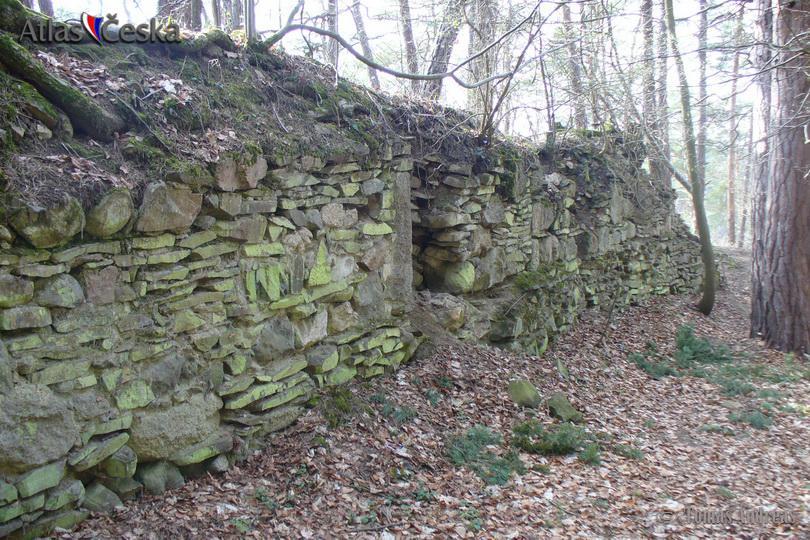 Zřícenina hradu Křikava