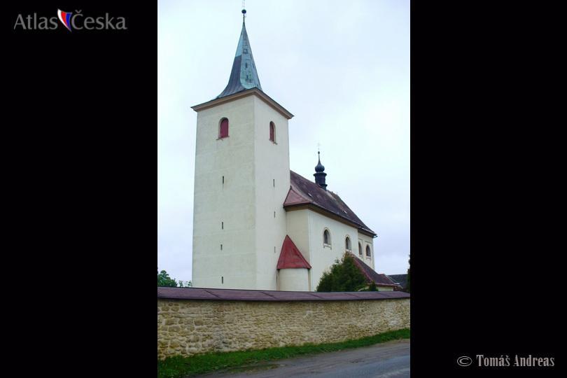 Kostel sv. Kateřiny - Hradec nad Svitavou