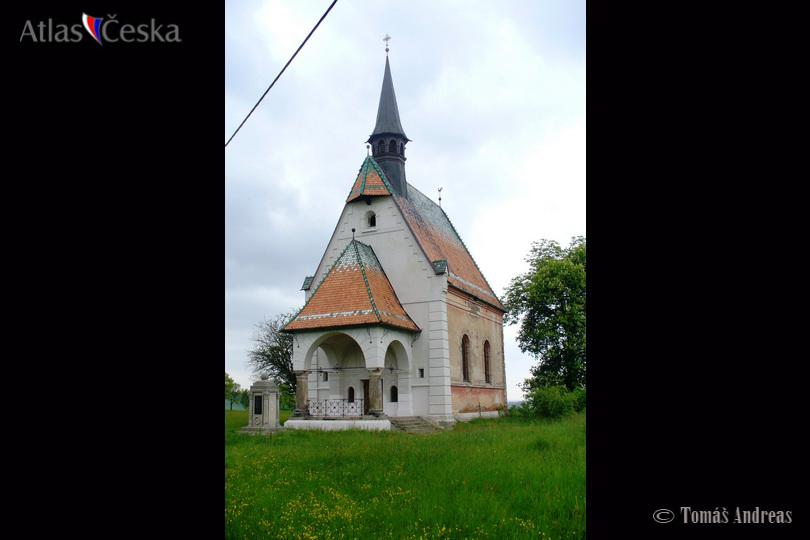 Kaple sv. Rocha v Radišově