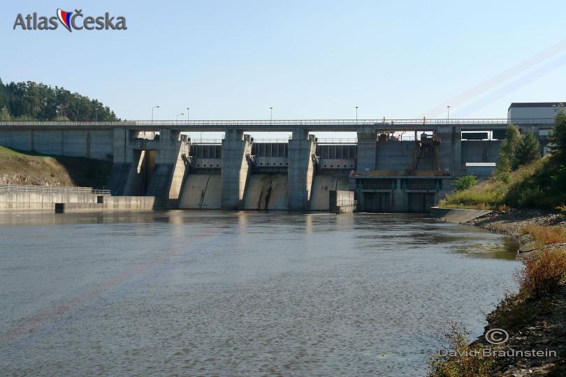 Vodní nádrž Hněvkovice