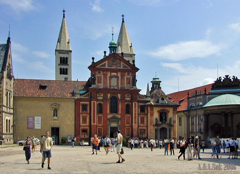 náměstí U sv. Jří