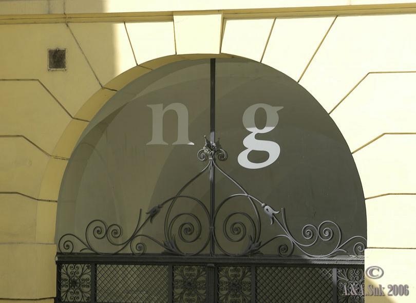 Národní galerie - Expozice Šternberský palác