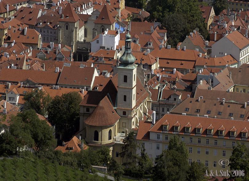 Kostel Panny Marie Vítězné - Karmelitská