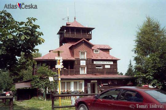 Prašivá Observation Tower -