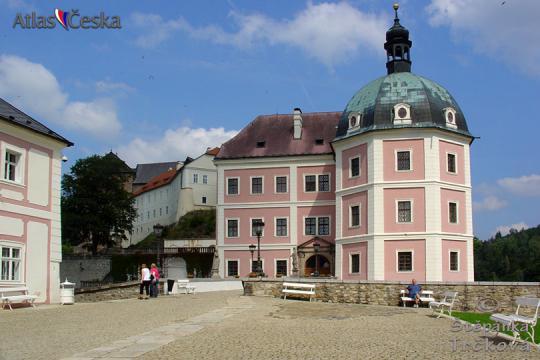 Bečov nad Teplou Chateau -