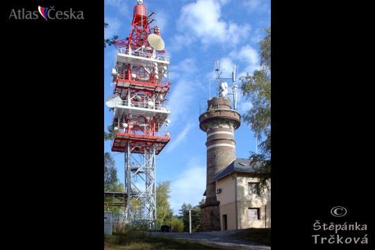 Rozhledna Krkavec u Plzně -