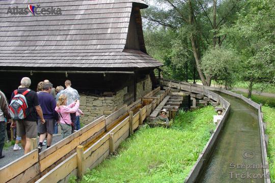 Valašské muzeum v přírodě - skanzen -