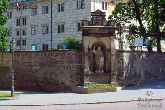 Litomyšl Chateau -