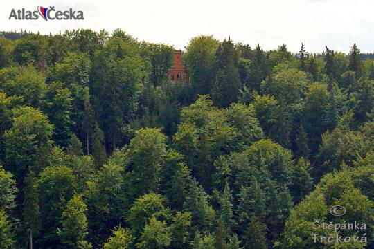 Charles IV Lookout in Karlovy Vary -