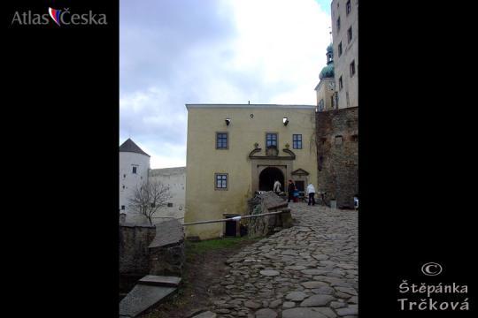 Buchlov Castle -