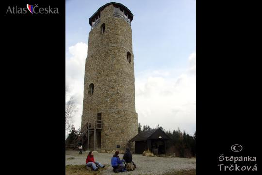 Brdo v Chřibech Lookout Tower -